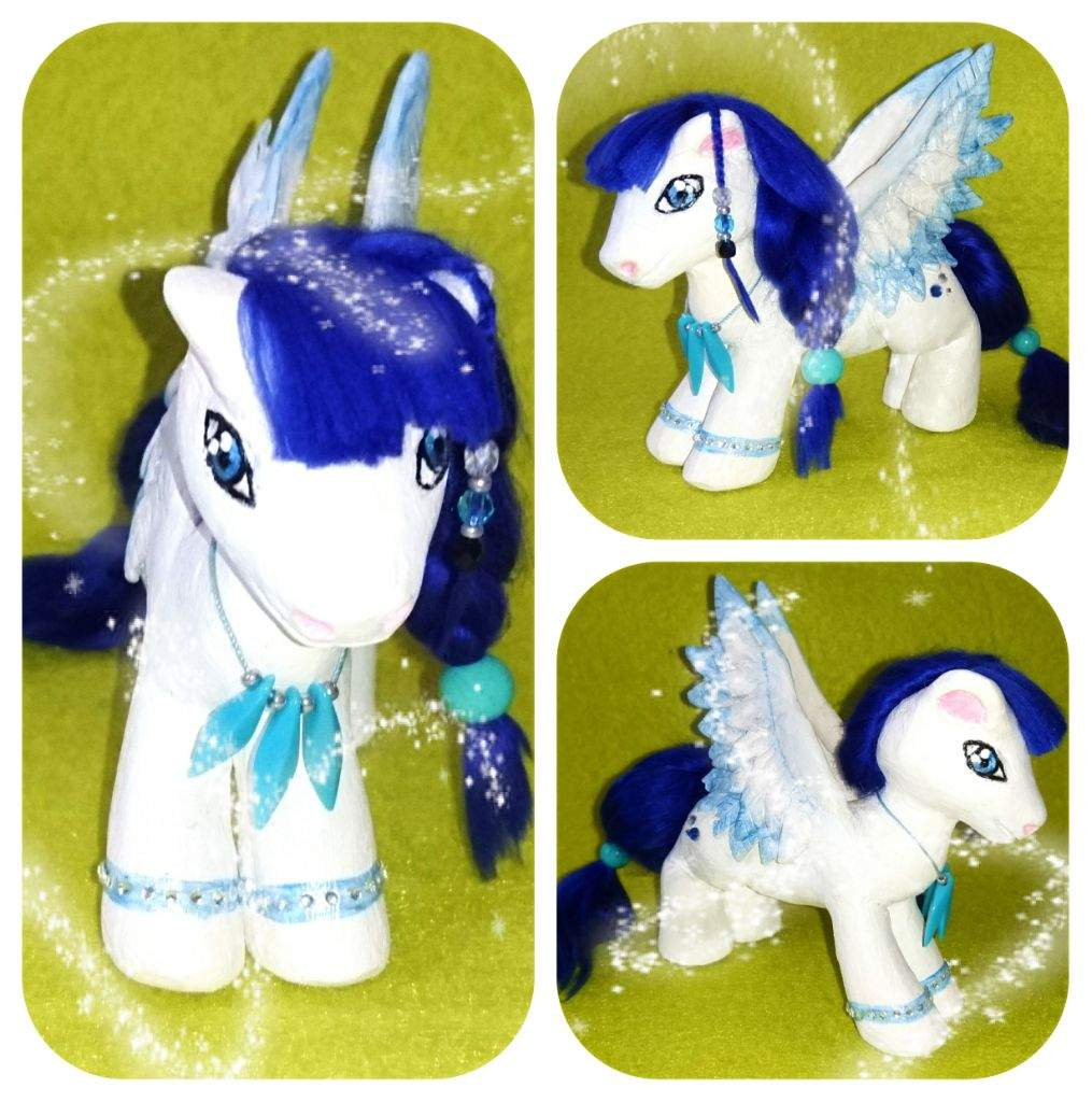 My Little Pony Old Style Crafty Amino