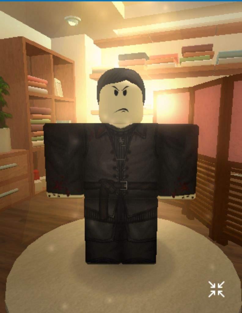 Ramsay Bolton Personal Uniform Outfit Roblox Amino