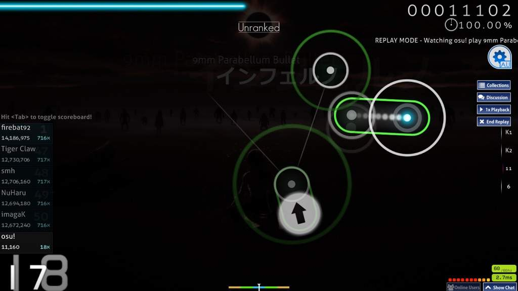 LightSkin V2 - bigger and better!!! | ▫osu! Amino