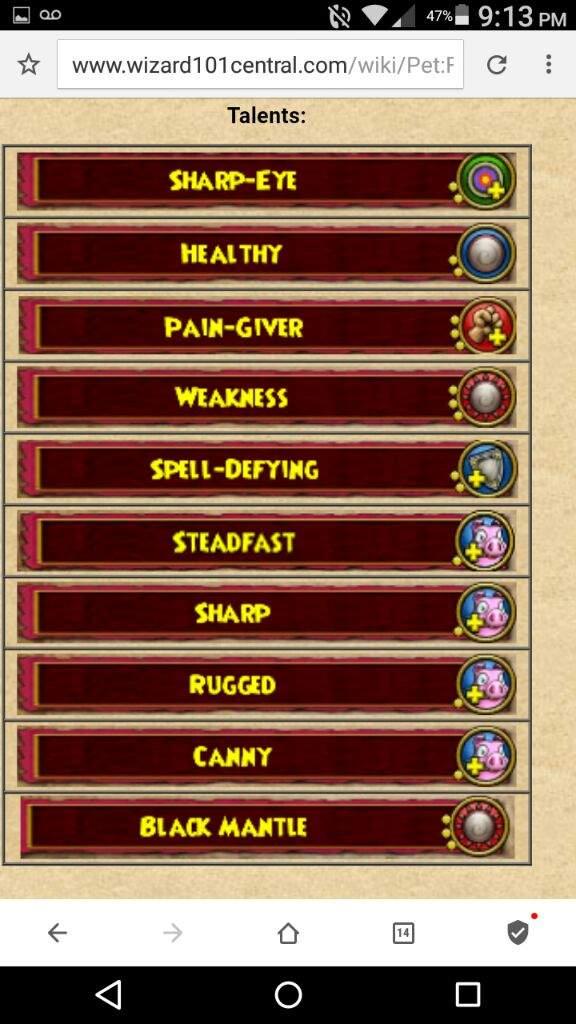 5 Best Balance Pets Wizard101 Amino