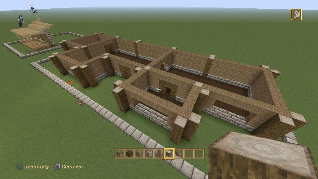 Luna S Plot Builds Woodland Mansion Minecraft Amino