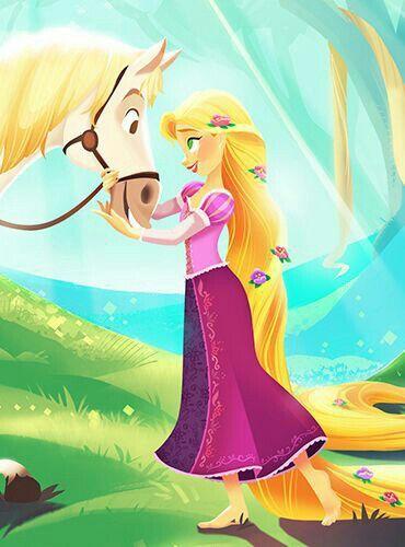 Princesas da disney tumbrl disney amino pt amino - Raiponce maximus ...