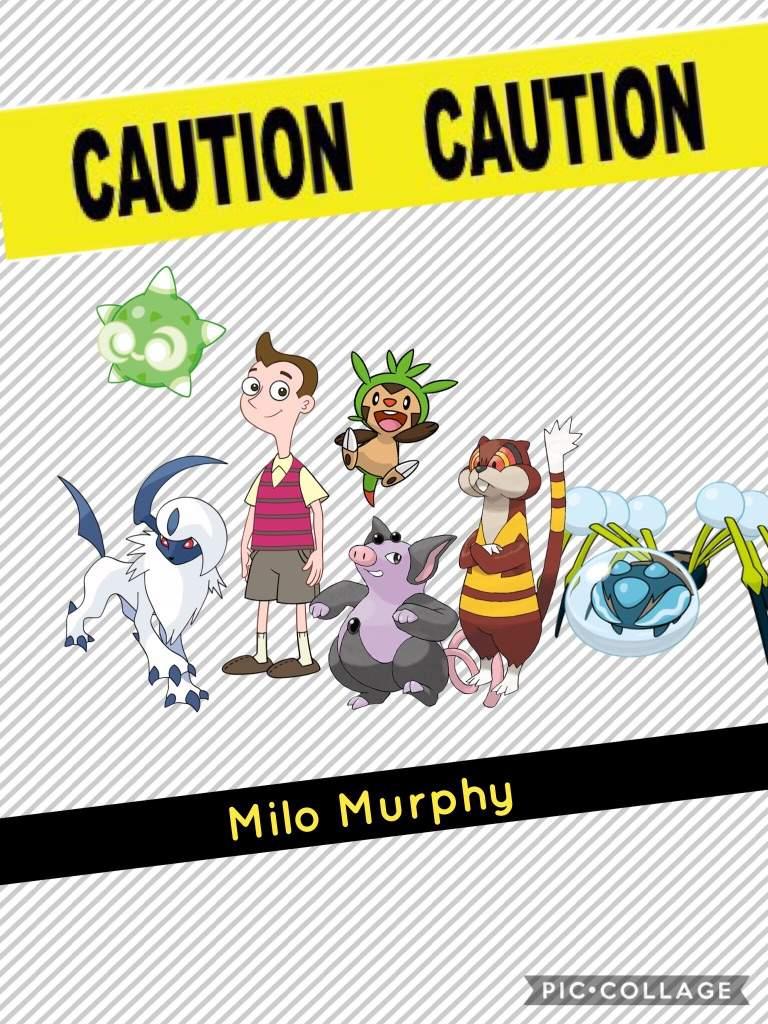 Milo Murphys Law | Pokémon Amino