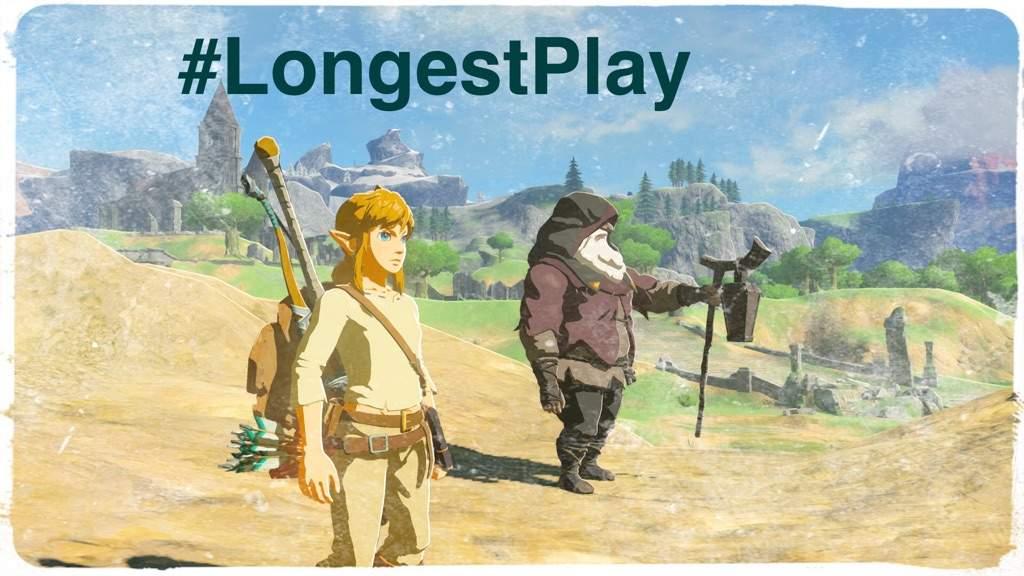 Longest Play Time Event #LongestPlay   Video Games Amino