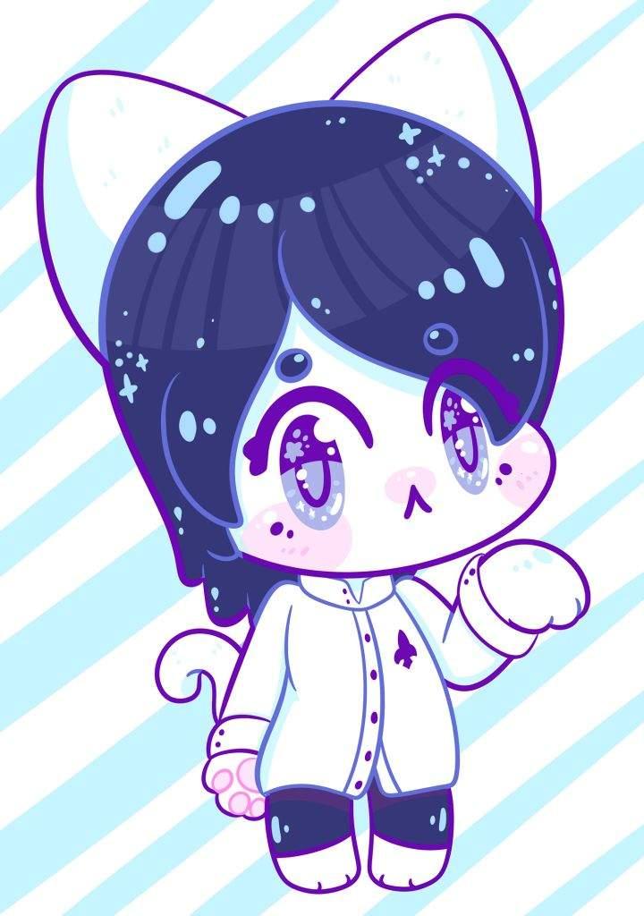 Purrsona 5 - Yusuke   Furry Amino
