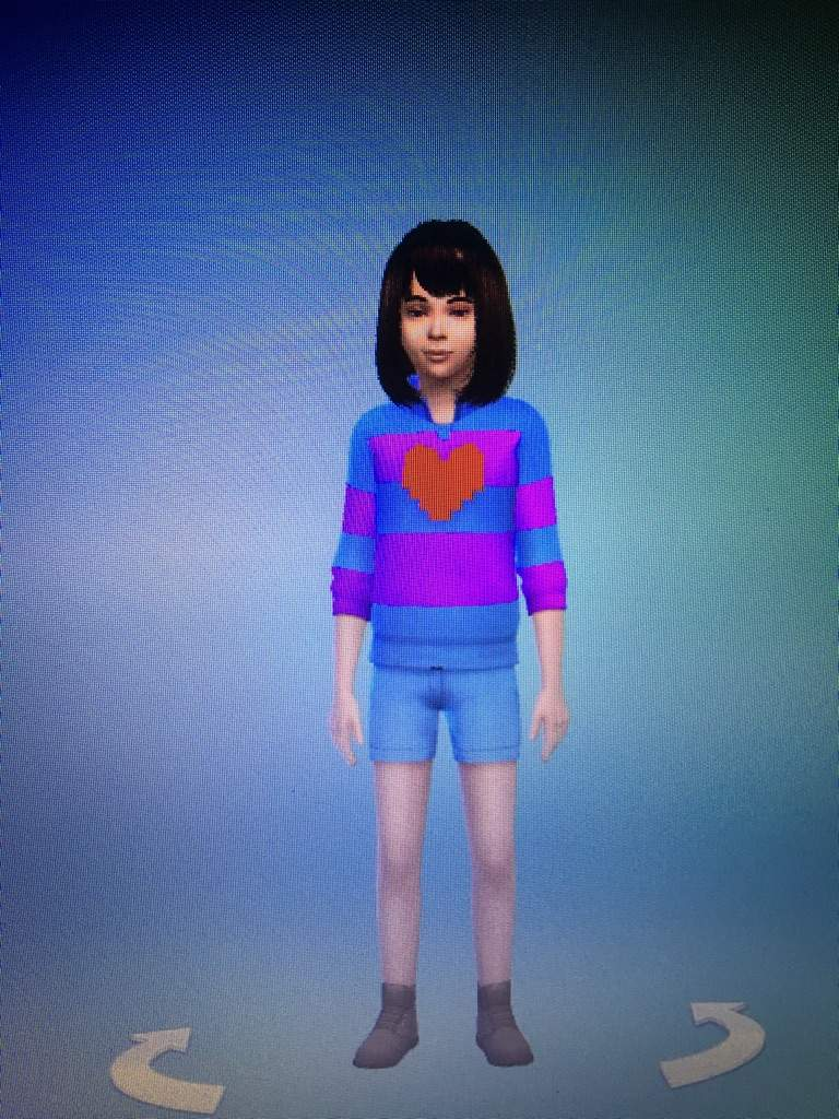 sims 4 undertale characters undertale amino