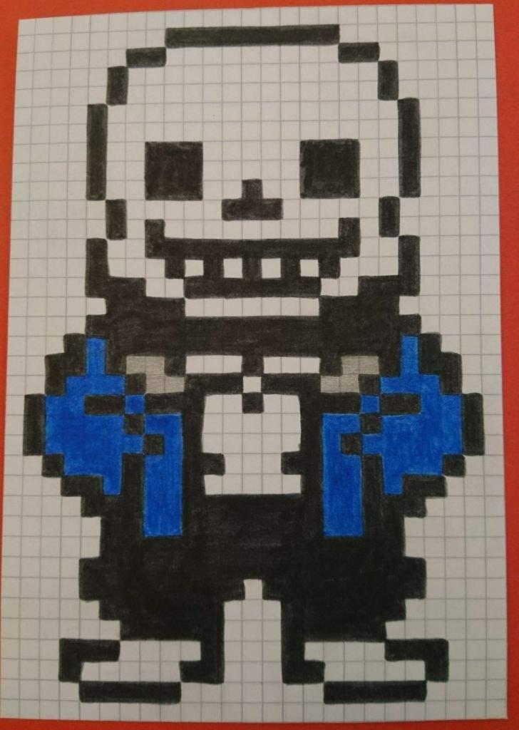 Dessin Pixel Sur Petit Carreaux Carrelage Conception