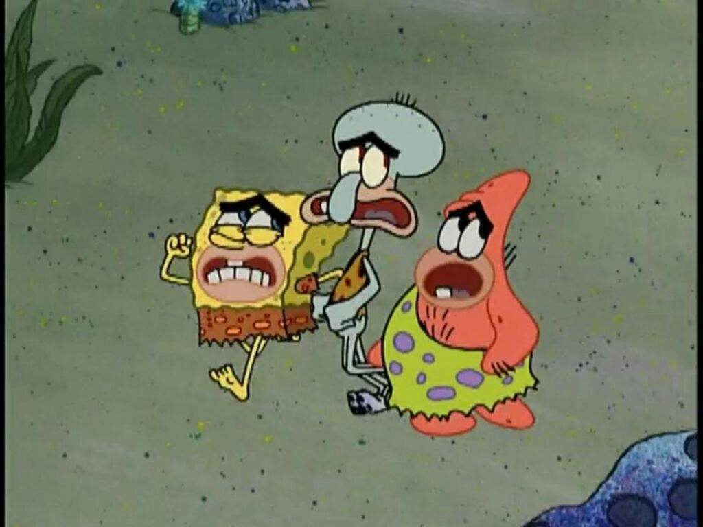 top 5 worst spongebob s3 episodes cartoon amino