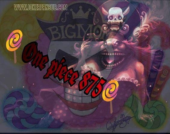 فصل مانجا ون بيس 875 حرق One Piece Arabic Amino
