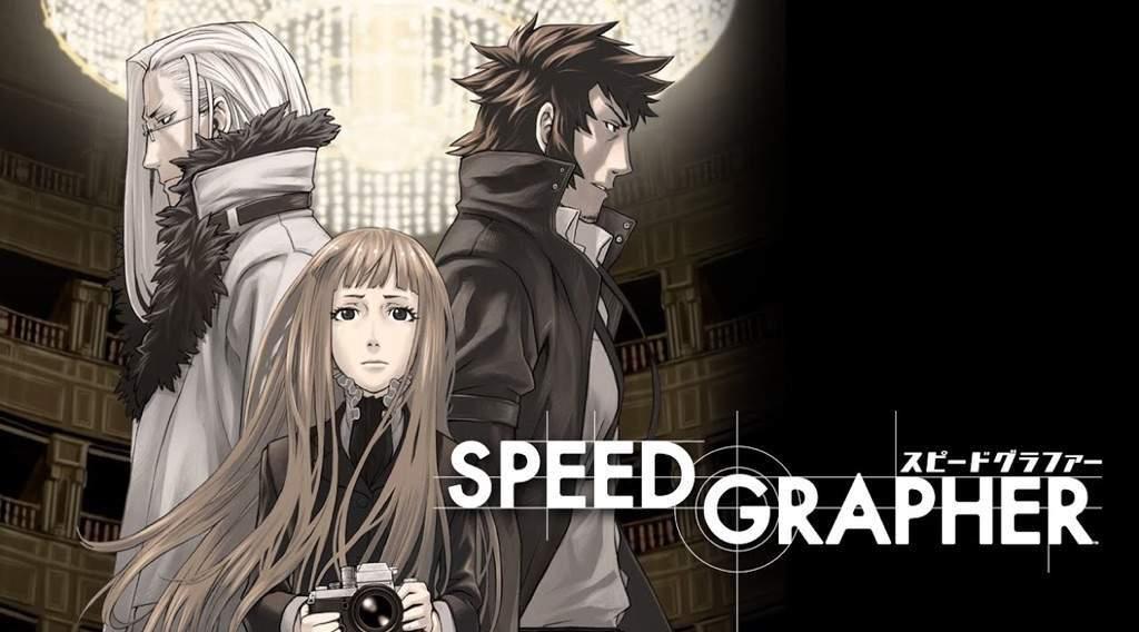 Sarcasm+Reviews: Speed Grapher | Anime Amino