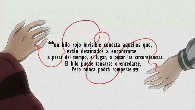 La Leyenda Del Hilo Rojo Hablemos De Oppas Amino