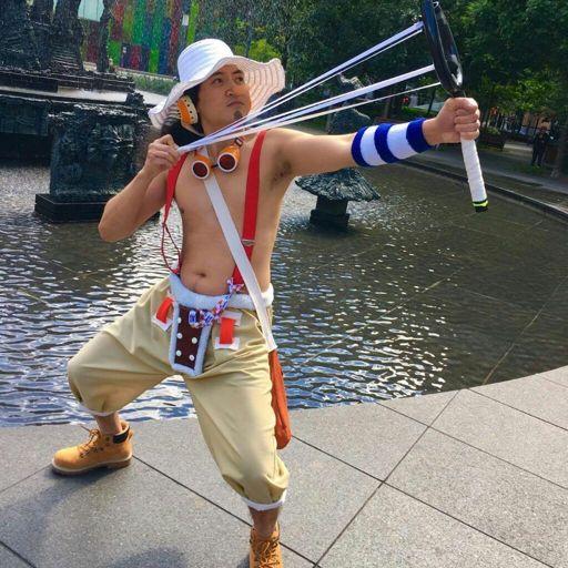 Captain Smoker Otakuthon 2017 Cosplay Amino