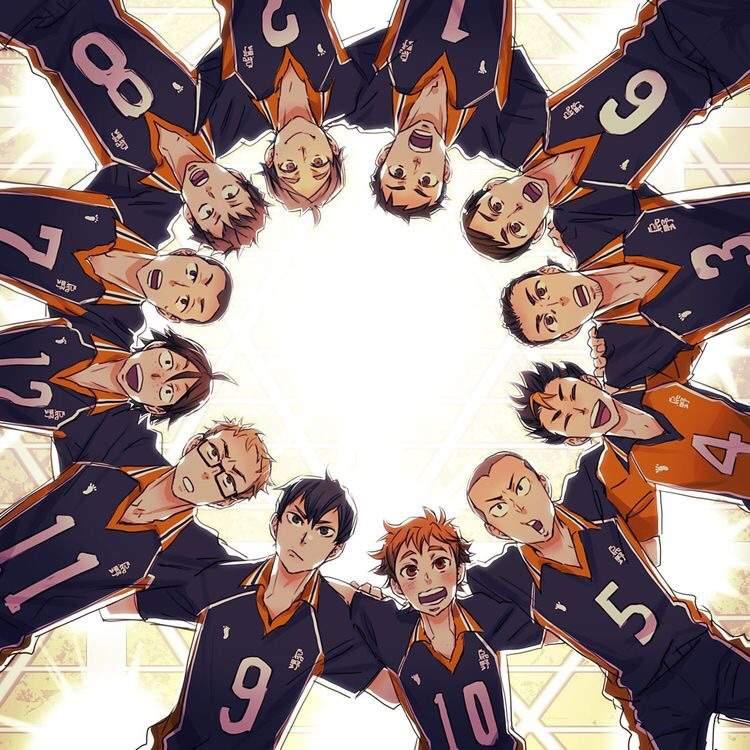 Top 7 Haikyuu Teams