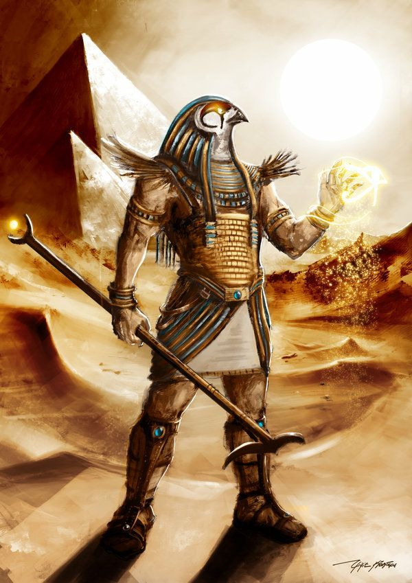 Horus ~ The Egyptian God | Paranormal Amino