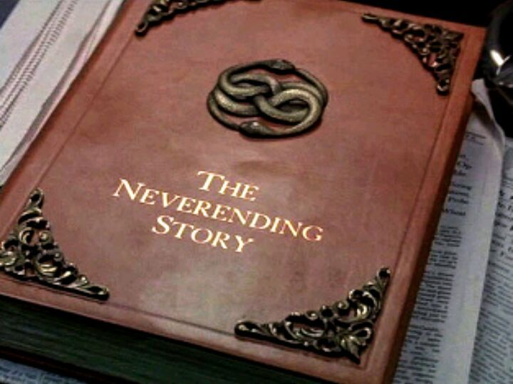 neverending story book