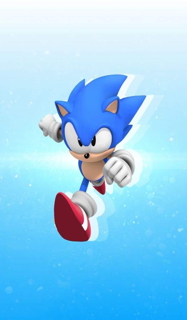 Classic Sonic Wallpaper Sonic The Hedgehog Amino