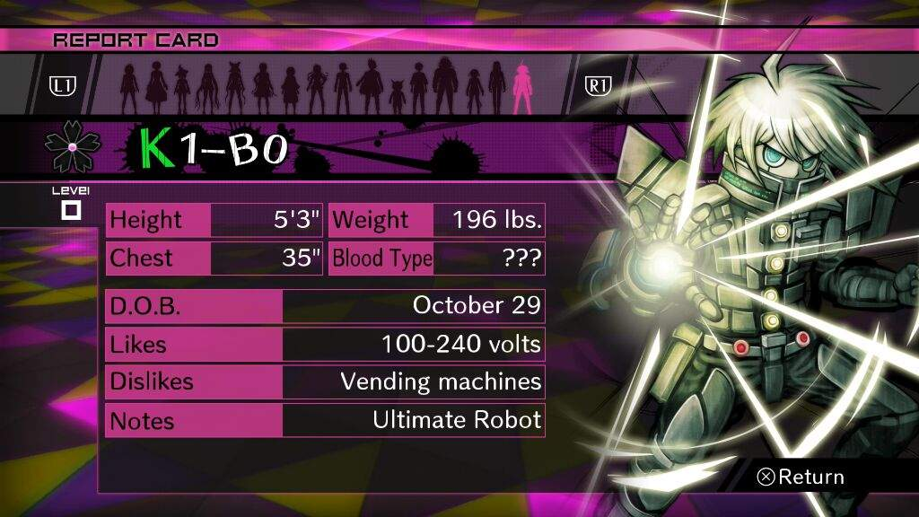 Danganronpa V3 Male Report Cards 1080p Danganronpa Amino Hoshi ryouma is a character from new danganronpa v3. danganronpa v3 male report cards 1080p