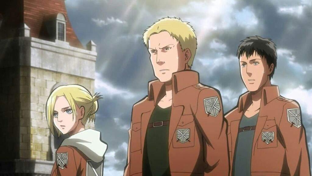 Are Reiner, Bertolt, and Annie really Villians? | Attack On Titan Amino