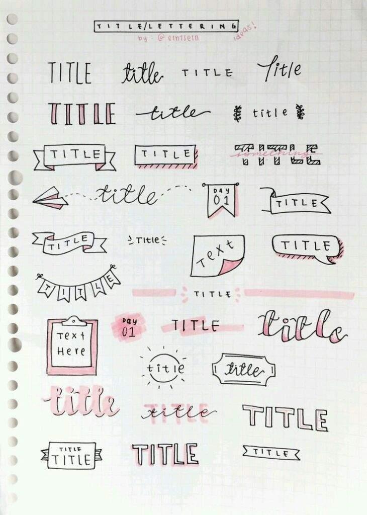 Como Organizar O Caderno Titulos Tumblr Amino Pt Amino