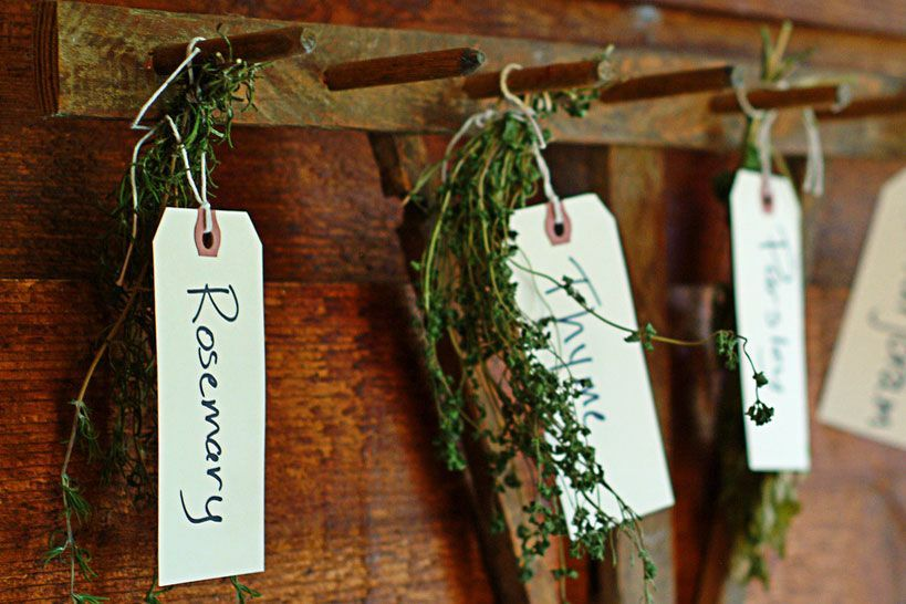 Drying Your Own Herbs | The Witches' Circle Amino