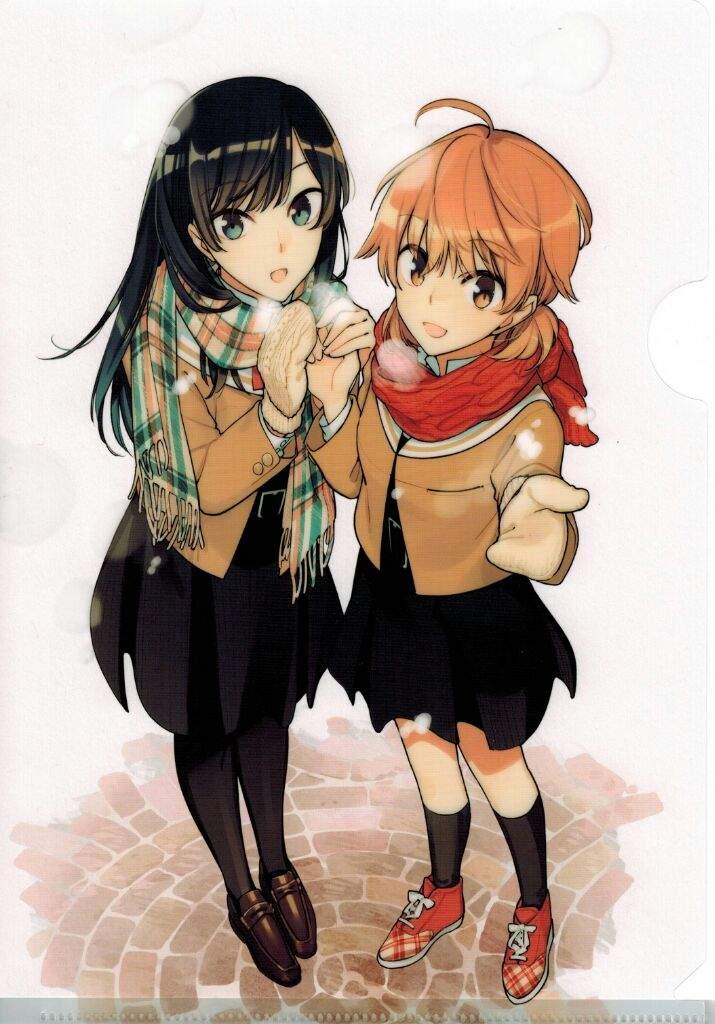 My Top 25 Girls Love Manga Part 1 Anime Amino