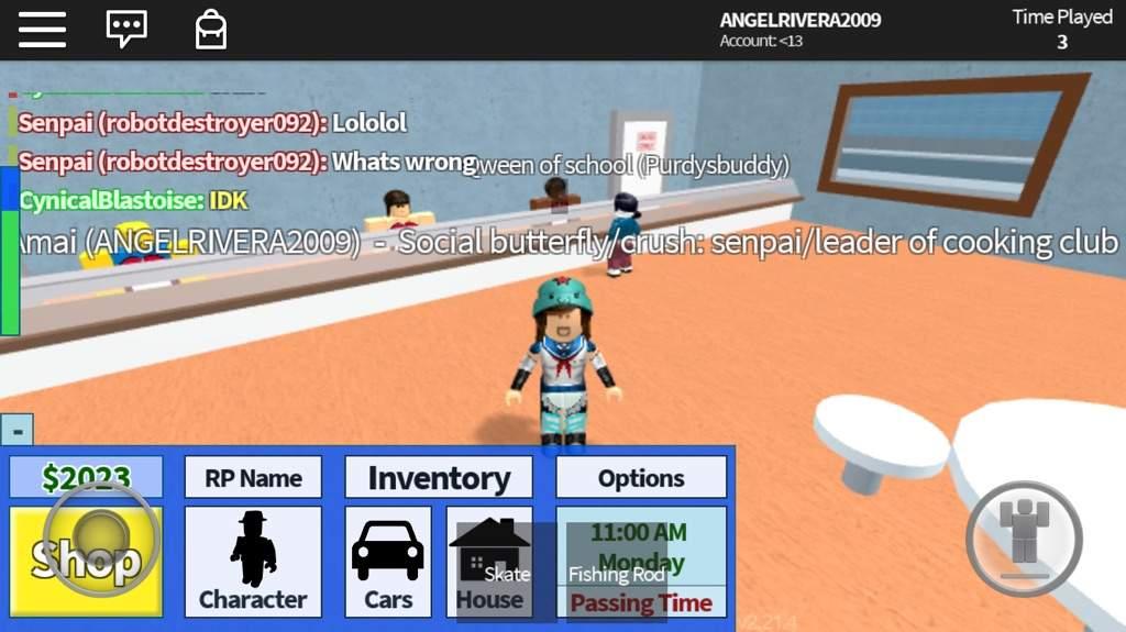 Rival Introduction In Roblox Yandere Simulator Amino