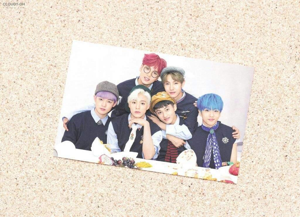 Scan Album NCT DREAM