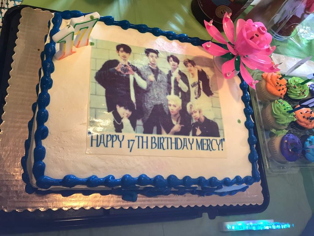 Kpop Bday Party Decorations