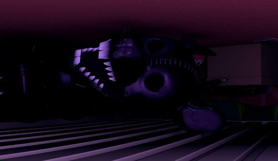 Fnac 3 Shadow Rat Jumpscare - Collection Of Rat Types