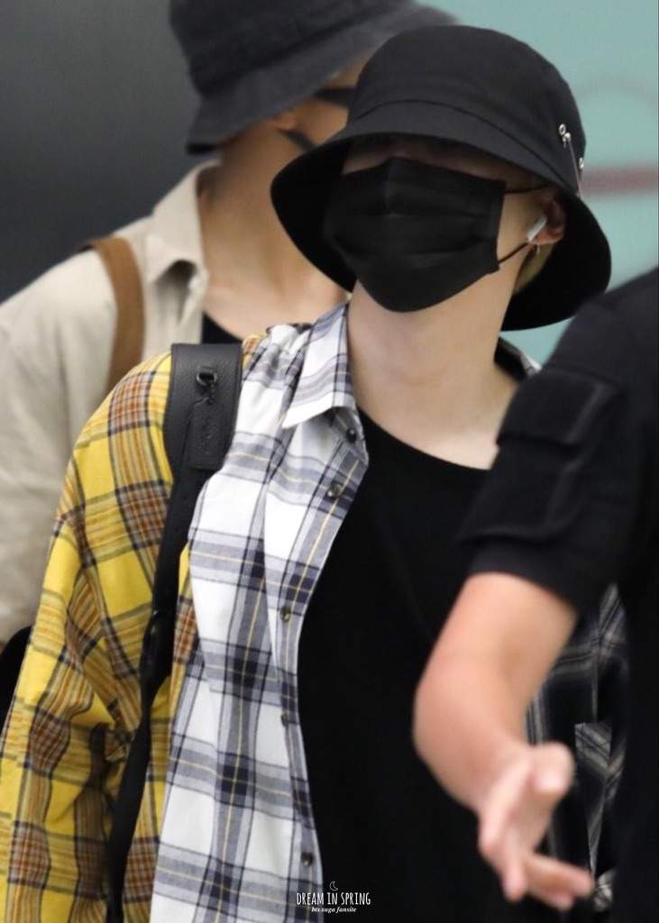 Jungkook Bucket Hat Brand Famous Person