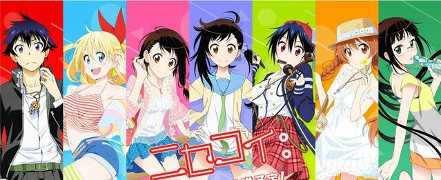 The End Of Nisekoi The Manga Spoilers Anime Unity Club Amino Nisekoi season 3 has not been officially announced yet. end of nisekoi the manga spoilers
