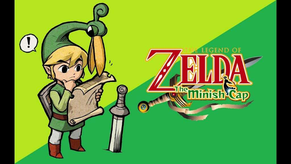 The legend of Zelda minish cap :Review | Zelda •Amino• En Español Amino