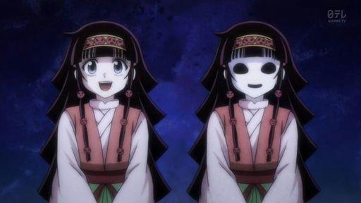 Las habilidades nen más infravalodradas anime Hunter x Hunter .