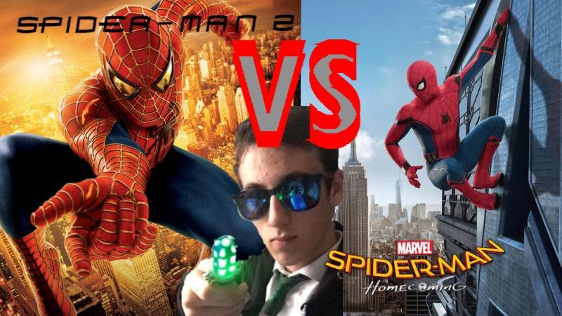 compare and contrast spider man original vs spider man homecoming (movies) ↑ spider-man appeared wearing the black suit in amazing spider-man #252, marvel team-up #141, and peter parker, the spectacular spider-man #90, all three of which came out in may 1984.