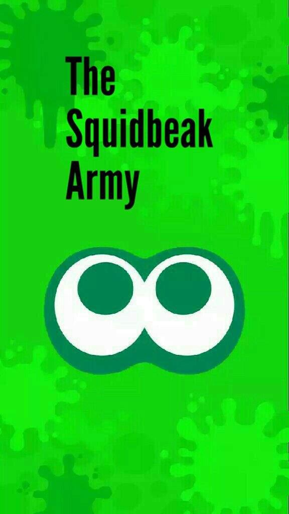 Squidbeak Army Discord server   Splatoon Amino
