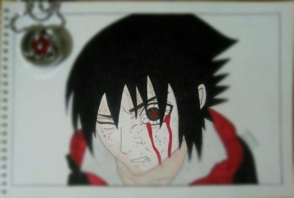 αиσтнєя Sasuke Uchiha Drawing Naruto