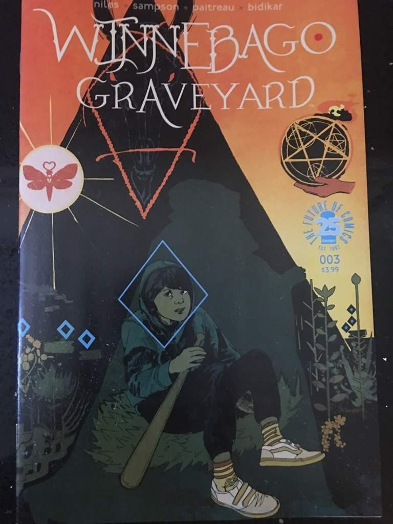 Winnebago Graveyard issues 2-4
