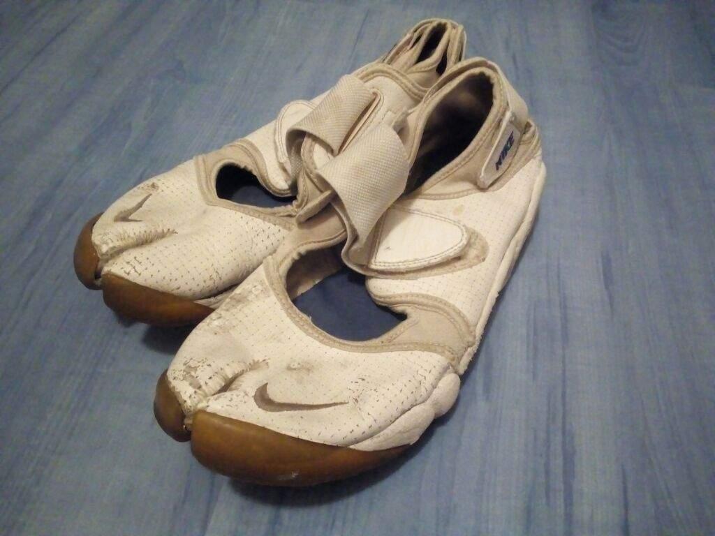 save off b790e 78a7c Restoration project  2007 nike air rift  Sneakerheads Amino
