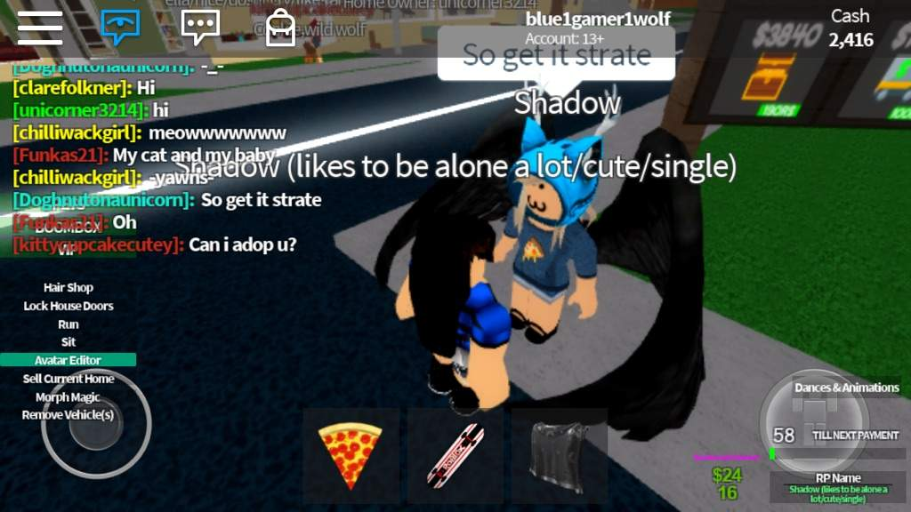 Girls Names In Roblox