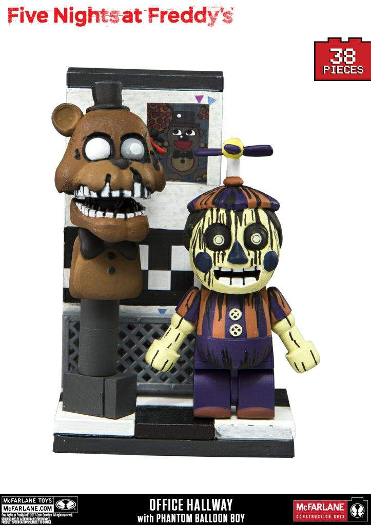 Check It Out New Fnaf Legos Coming Soon Five Nights At