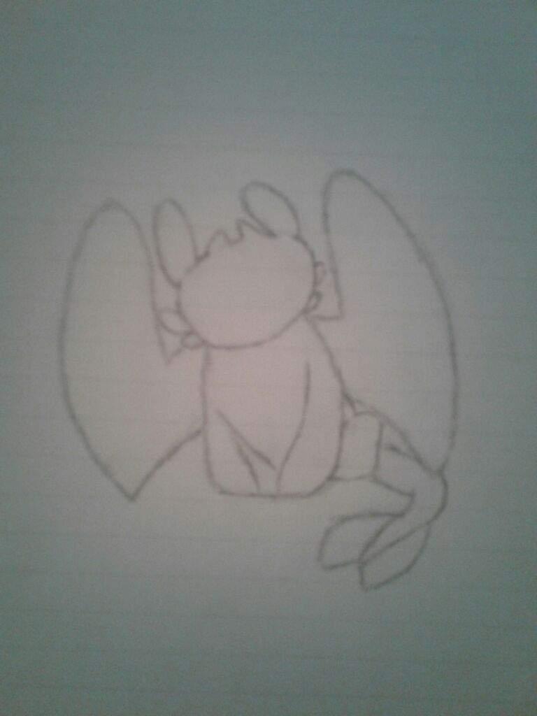 Dibujo De Chimuelo Dreamworks Dragons Amino Amino