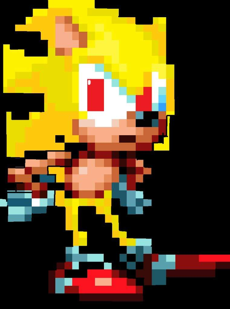 Am Being Evil Super Sonic Sonic The Hedgehog Amino