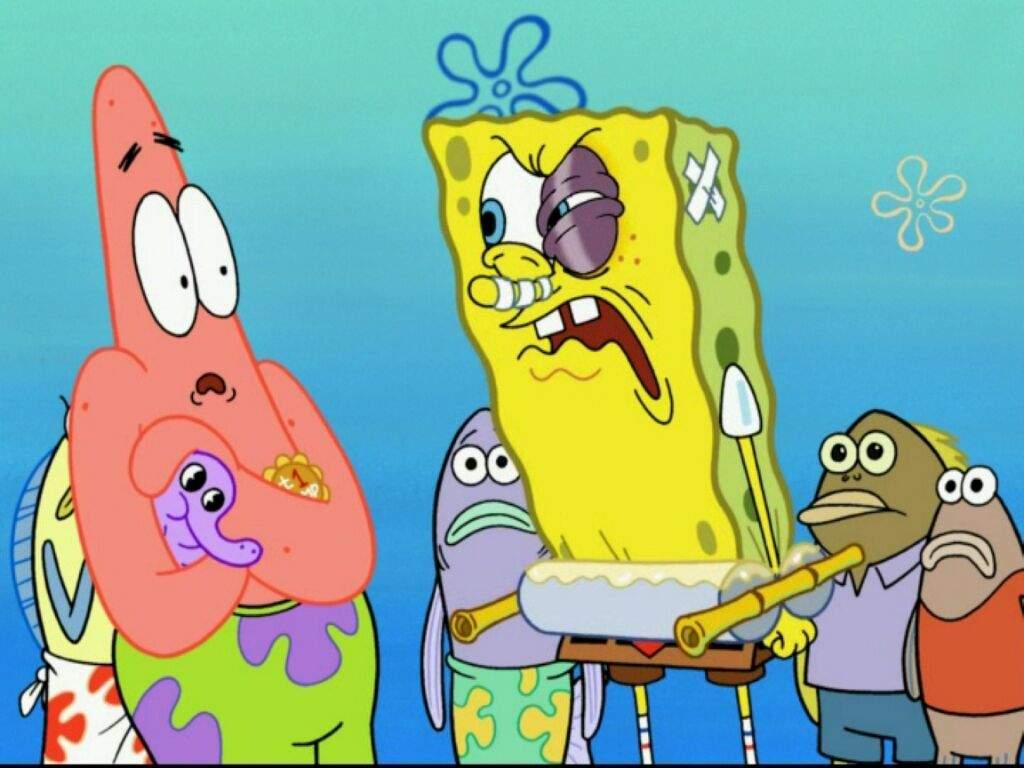top 5 worst spongebob s7 episodes cartoon amino