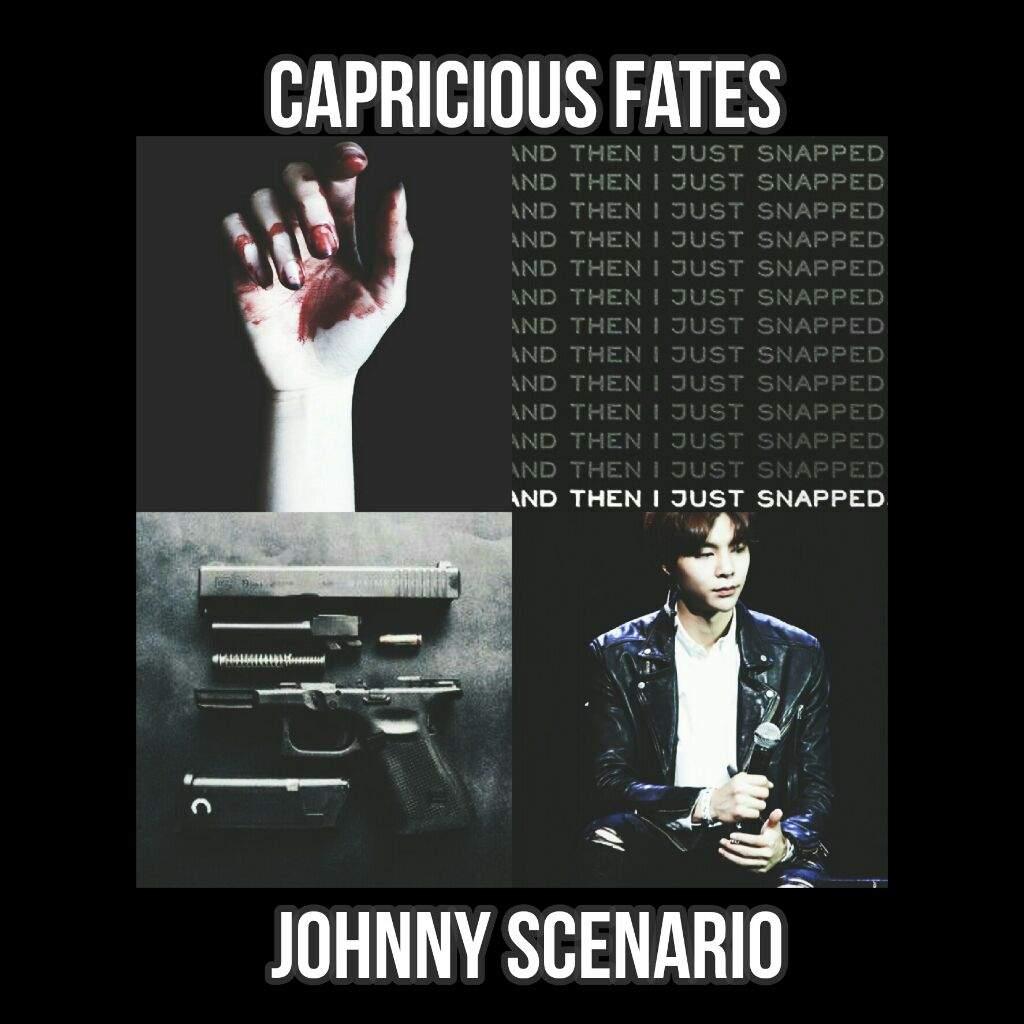 ∆ Capricious Fates - Mafia! Johnny Scenario ∆ | NCT (엔시티) Amino
