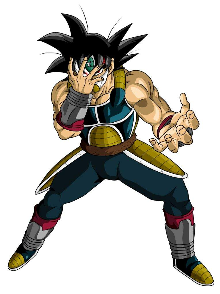 Why Time Breaker Bardock Should Be the 11th Member Of The ...