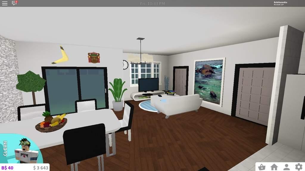 My House In Bloxburg Roblox Amino