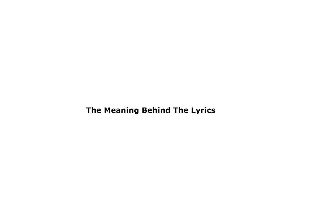 The Meaning Behind The Lyrics] BTS: Dope | ARMY's Amino