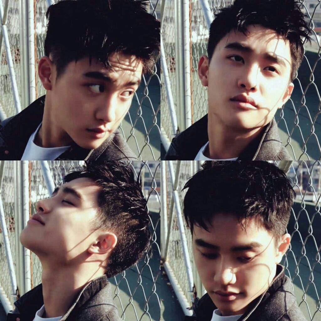 do kyungsoo x high cut   EXO (엑소) Amino