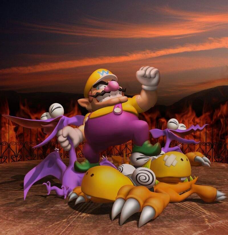 Wario World 2 Should It Happen My New Series Nintendo Switch