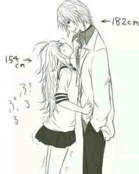 Desenhos De Casais De Anime Anime Amino
